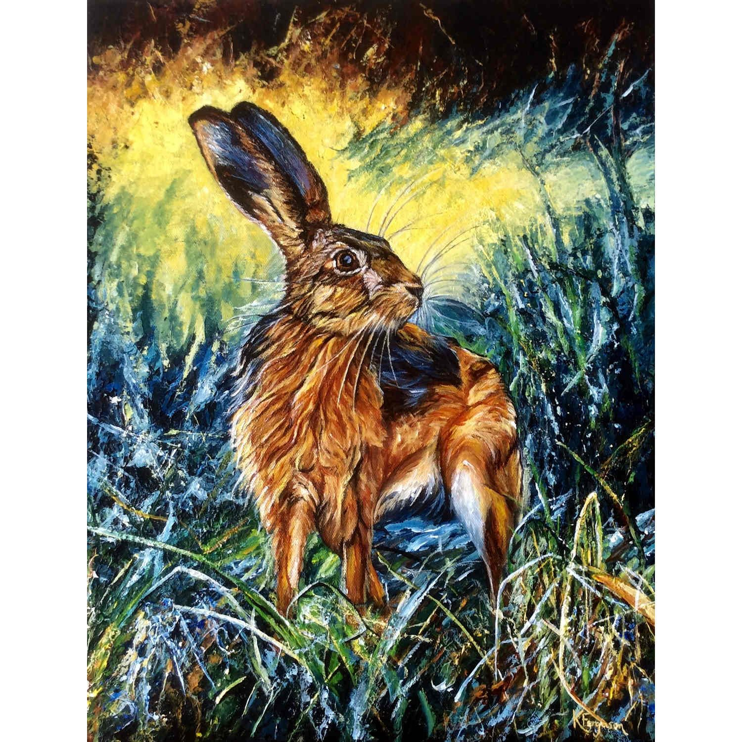 Mystical Hare