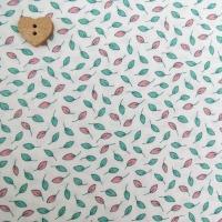 Robert Kaufman Fabrics ~ Penny's Dollshouse ~ Floating Leaves