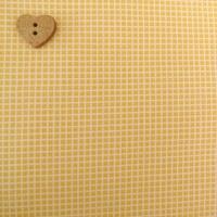 Robert Kaufman Fabrics ~ Penny's Dollshouse ~ Squares in Screamin' Yellow