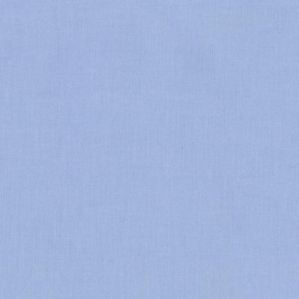 Robert Kaufman Fabrics ~ Kona Solids ~ Bluebell