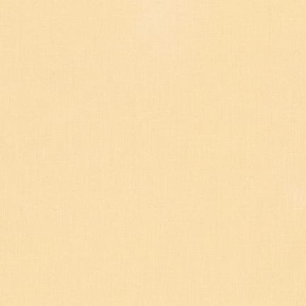 Robert Kaufman Fabrics ~ Kona Solids ~ Butter