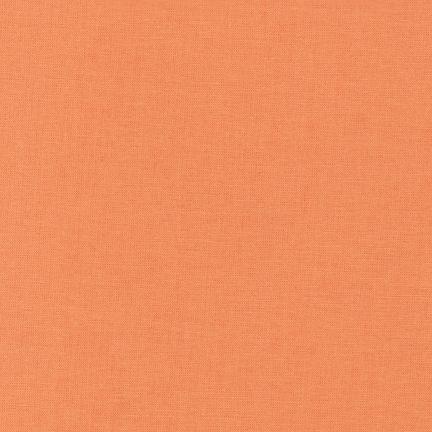 Robert Kaufman Fabrics ~ Kona Solids ~ Mango