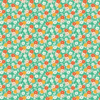 Penny Rose Fabrics ~ Hope Chest ~ Garden Green