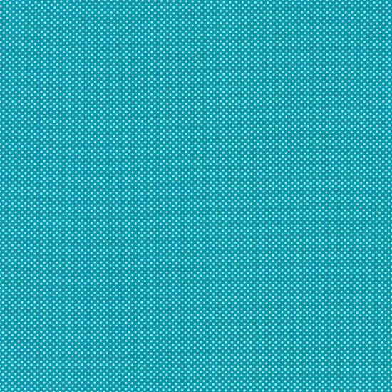Moda Fabrics ~ Dotties ~ Tiny Dot Turquoise