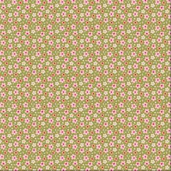Tilda Fabric ~ Celia Green