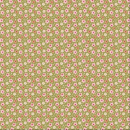 Tilda Fabric ~ Celia Green COMING SOON!