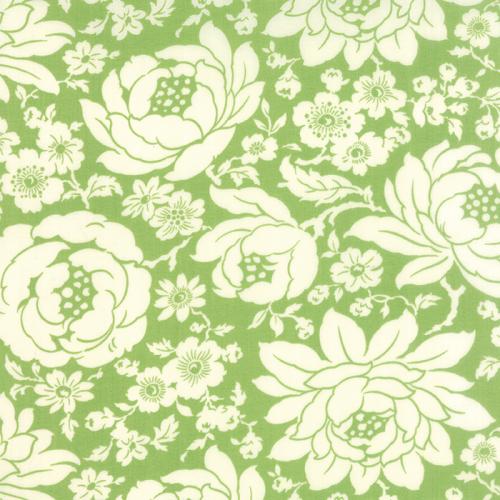 Moda Fabrics ~ Hello Darling ~ Mum Green