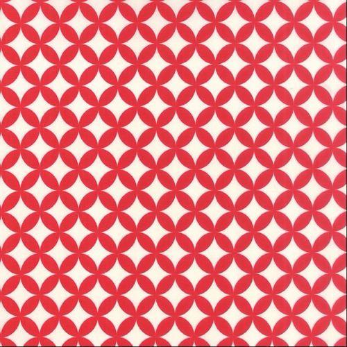 Moda Fabrics ~ Hello Darling ~ Orange Peel Red