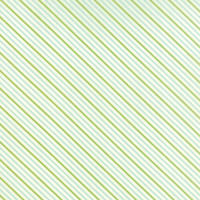 Moda Fabrics ~ Hello Darling ~ Summer Stripe Aqua and Green
