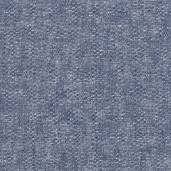 Robert Kaufman Fabrics ~ Essex Yarn Dyed Linen ~ Denim