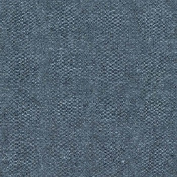 Robert Kaufman Fabrics ~ Essex Yarn Dyed Linen ~ Nautical