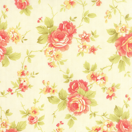 Moda Fabrics ~ Farmhouse ~ Rose Milk