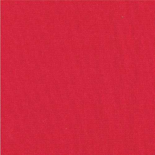 Moda Fabric ~ Bella Solids ~ Scarlet