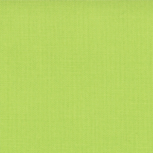 Moda Fabric ~ Bella Solids ~ Summer House Lime