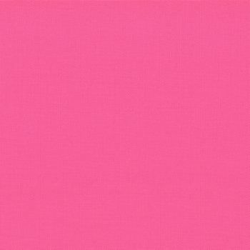 Moda Fabric ~ Bella Solids ~ Fuchsia