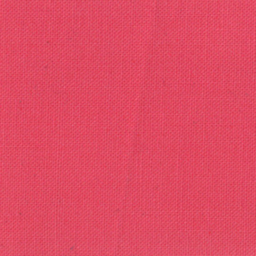 Moda Fabric ~ Bella Solids ~ Strawberry