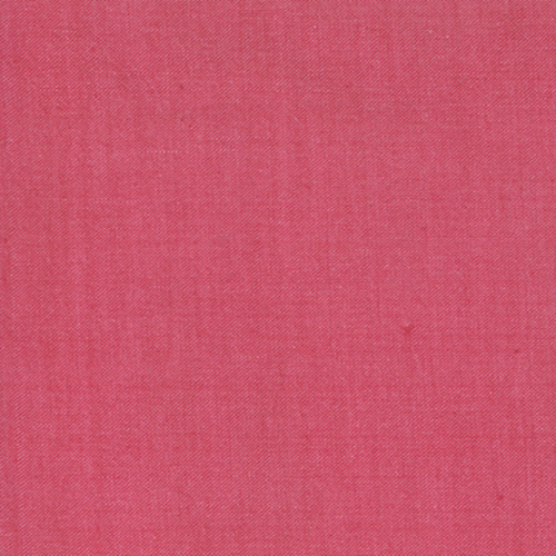 Moda Fabric ~ Cross Weaves ~ Flamingo