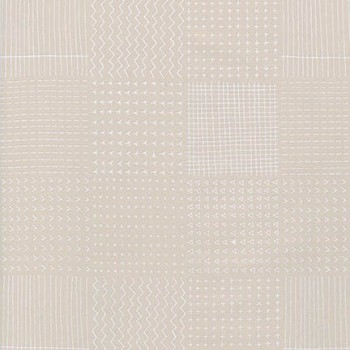 Robert Kaufman Fabrics ~ Blueberry Park ~ Flowerbed in Oyster