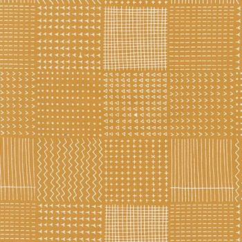 Robert Kaufman Fabrics ~ Blueberry Park ~ Flowerbed in Yarrow