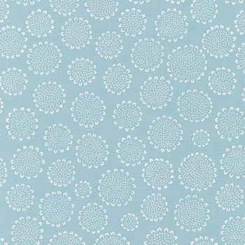 Robert Kaufman Fabrics ~ Blueberry Park ~ Sunflower in Fog