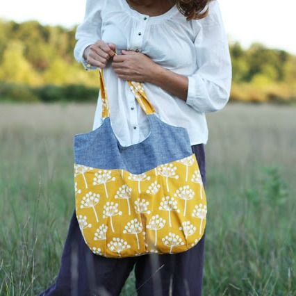 Noodlehead Patterns ~ Go Anywhere Bag