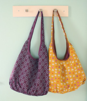 Noodlehead Patterns ~ Runaround Bag