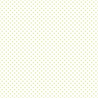 Riley Blake ~ Basics ~ Swiss Dot Lime on White