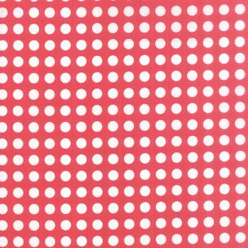Moda Fabrics ~ Gooseberry ~ Polka Dots Berry