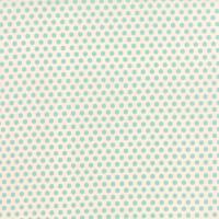 Moda Fabrics ~ Bright Sun ~ Pebbles Aqua on Bisque