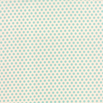 Moda Fabrics ~ Bright Sun ~ Pebbles Aqua on Bisque