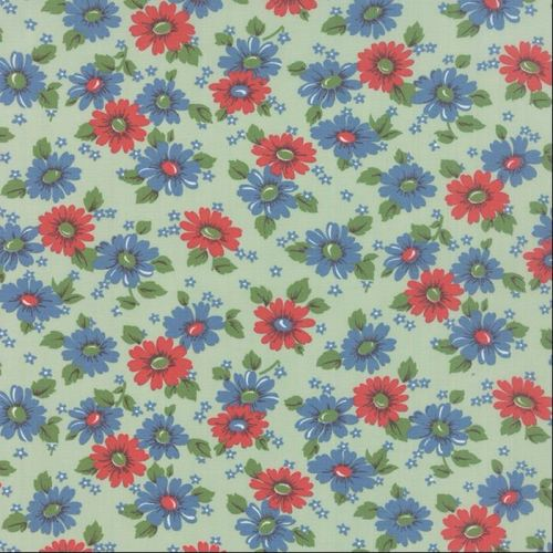 Moda Fabrics ~ Purebread ~ Feedsack Bluegrass