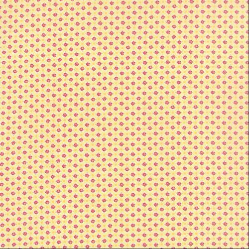 Moda Fabric ~ Windermere ~ Stepping Stones Soft Yellow