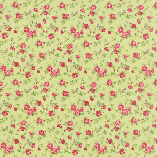 Moda Fabric ~ Windermere ~ Songbird Clover