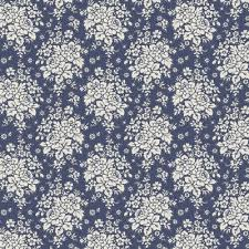 Tilda ~ Pardon my Garden ~ Audrey Dark Blue