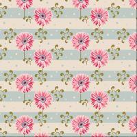 Tilda ~  Spring Diaries ~ Gerbera Pink