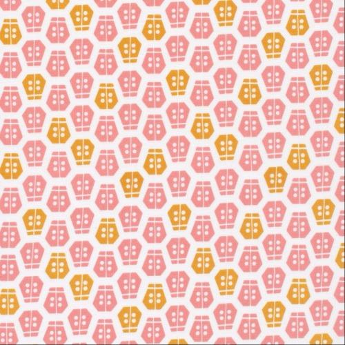 Cloud 9 ~ Vignette ~ Lady Bug Pink