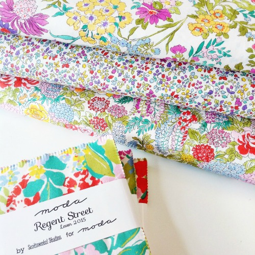 Sentimental Studios for Moda Fabric