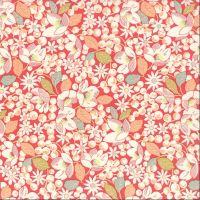 Moda Fabrics ~ Strawberry Fields Revisited ~ Strawberry Fields in Strawberry