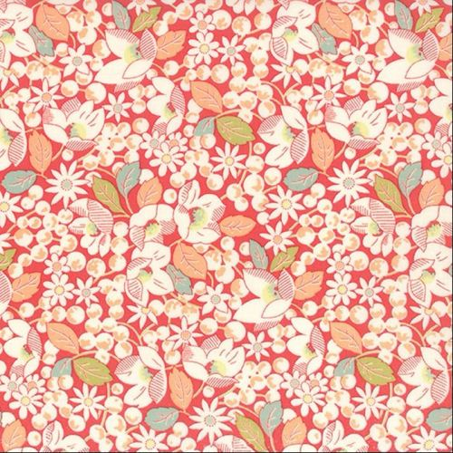 Moda Fabrics ~ Strawberry Fields Revisited ~ Strawberry Fields in Strawberr