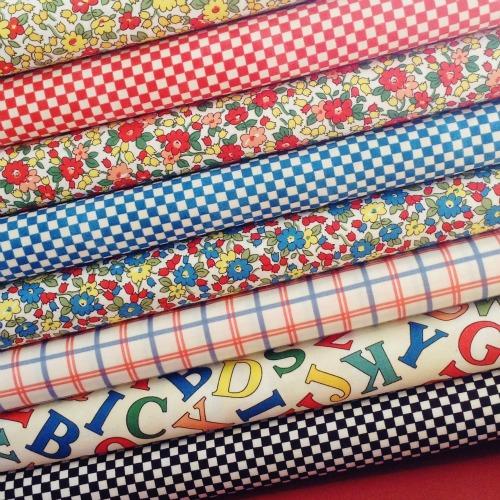 P & B Textiles ~ Alphabet Story