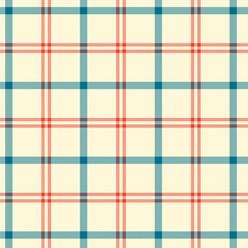 P & B Textiles ~ Alphabet Story ~ Plaid