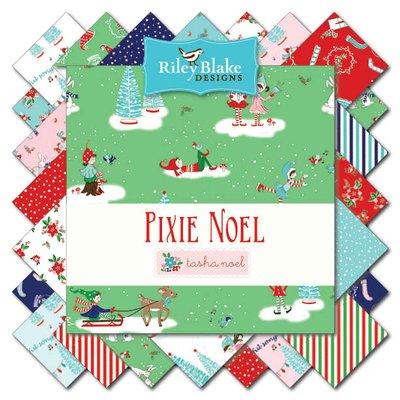 Riley Blake ~ Pixie Noel