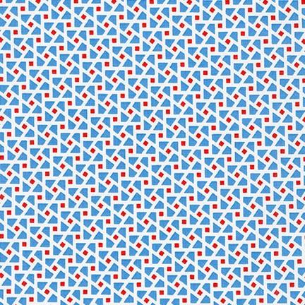 Robert Kaufman Fabrics ~ Just One Of Those Days ~ Cubes Evening