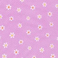 Robert Kaufman Fabrics ~ Just One Of Those Days ~ Flower Dots Petunia