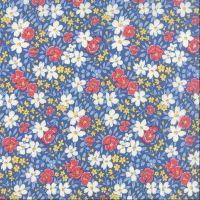 Moda Fabric ~ 30's Playtime ~ Blossoms Sea