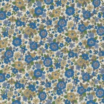 Frou Frou ~ Fleuri ~ Bleu 16