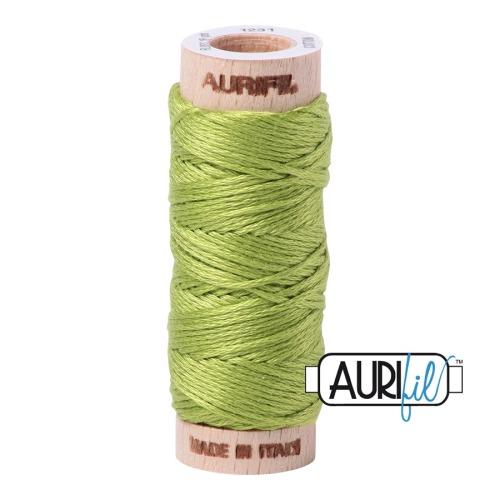 Aurifil ~ Aurifloss ~ 1114 ~ Spring Green