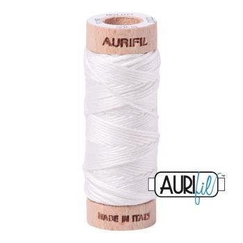 Aurifil ~ Aurifloss ~ 2021 ~ Off White