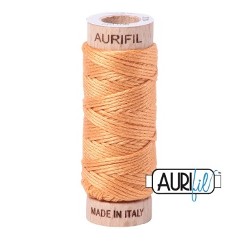 Aurifil ~ Aurifloss ~ 2214 ~ Golden Honey