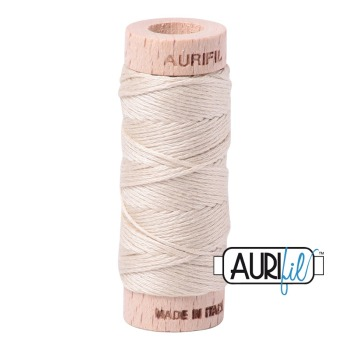 Aurifil ~ Aurifloss ~ 2310 ~ Light Beige